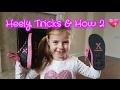 Heelys Tricks How To
