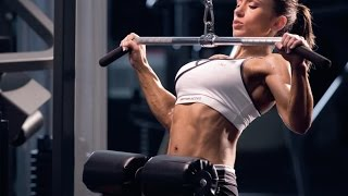Back Workout For Women !