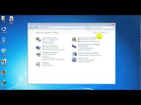 របៀបតំឡើង khmer unicode  និឹងកែ keyboard on windows 7 speak khmer
