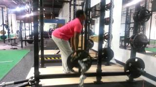 Speed Dead Lifts W/ Chains | Youth Athlete Training In Raleigh, Nc