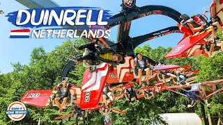 Duinrell & Eurocamp - For The Best Family Holiday in the Netherlands   90+ Countries with 3 Kids