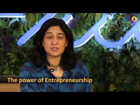 CEO Profile Promo - Najla Al-Midfa, General Manager of Sheraa
