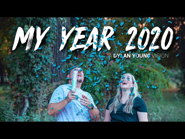 MY YEAR 2020 / A Year in Review / Dylan Young