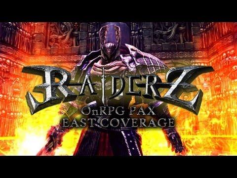 PAX East: RaiderZ Interview w/ Producer Mark Hill