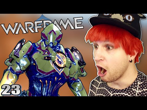 RHINO WARFRAME IS OP! ✪ Scythe Plays Warframe #23