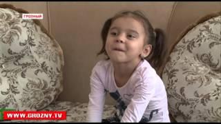 Семья Гастемировых получила в подарок от РОФ имени Кадырова новый дом со всеми удобствами