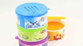 Ocean Star——mini gel car air freshener