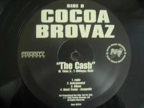 Cocoa Brovaz - The Cash (Instrumental)