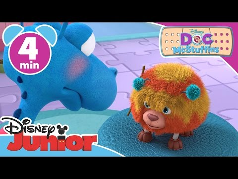 Magical Moments | Doc McStuffins: Stuffy To The Rescue | Disney Junior UK