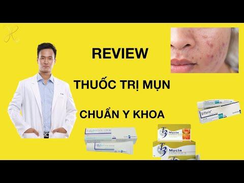 [1] Trị mụn tại nhà | Review Thuốc trị mụn HIỆU QUẢ | Mụn nội tiết -Mụn ẩn,Mụn viêm,Mụn bọc- Dr Hiếu