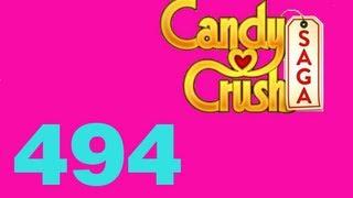 candy crush saga livello level 494