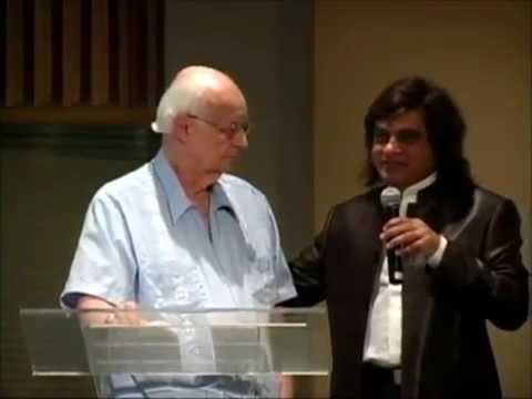 Consciousness & Kundalini Awakening: Dr. Hasmukh Taylor introduced by Dr Paul Leon-Masters