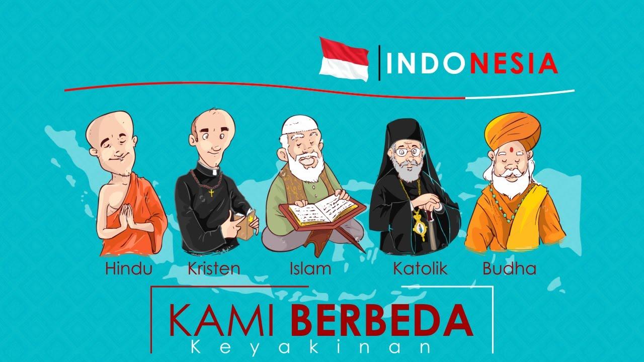 Motion Graphic  KITA INDONESIA Video Animasi  YouTube