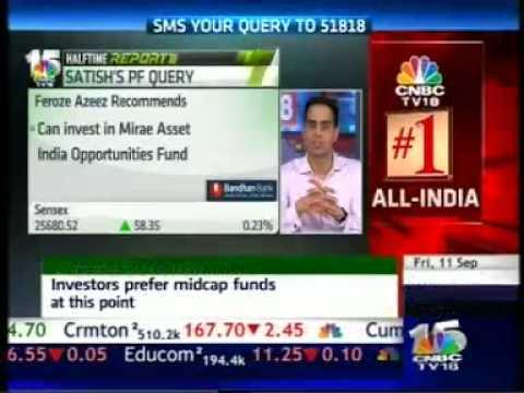 Feroze Azeez (Deputy CEO- AnandRathi Private Wealth Management): CNBC TV18