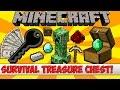 Minecraft Bukkit Plugin - Survival Treasure Chest - Tutorial
