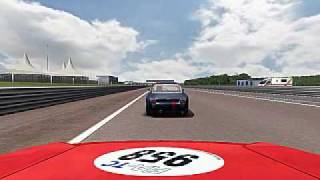 GT Legends Racing at Dijon Prenois short (online game)