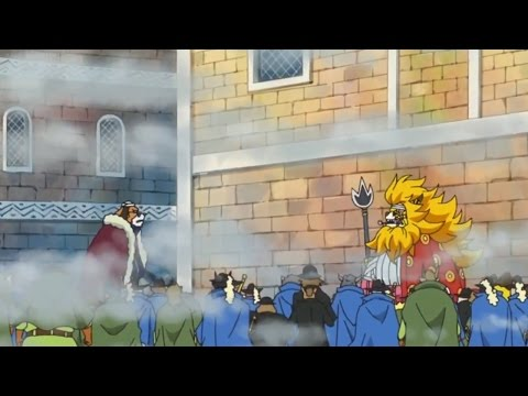 The Two Kings Finally Meets - One Piece...