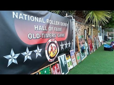 2016 NRD HOF Memorial Old Timers Game and Reunion