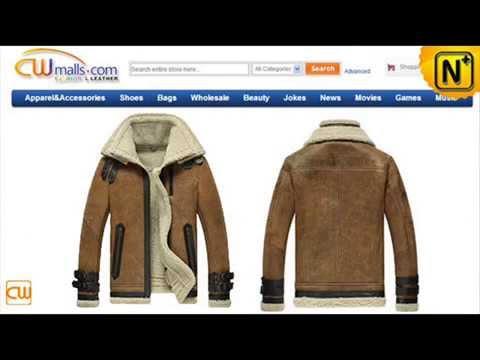 Wilsons leather bomber jacket mens – Novelties of modern fashion ...
