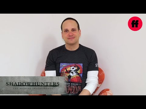 It Gets Better by Michael Reisz, Executive Producer | Season 2 | Shadowhunters