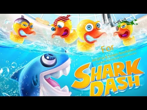 Shark Dash Version 1.1.0w For Every GPU And Screen Resolution   Compatible With New Android Versions