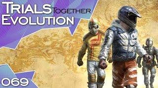Trials Evolution #69: Wie kommt man hoch?! ● Gameplay ft. Fred & Mia