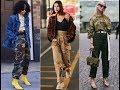 Cargo Pants Street Style 2018