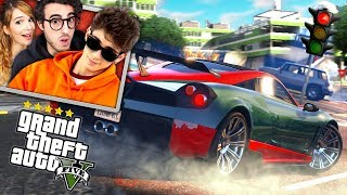 GTA V: PROVA A FARE SOLO COSE LEGALI!! *IMPOSSIBILE* w/Two Players One Console
