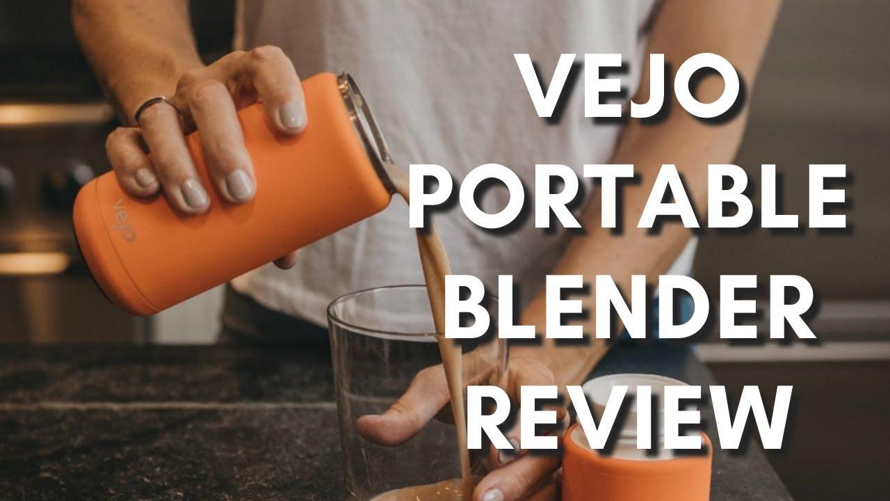 Vejo Portable Blender Review