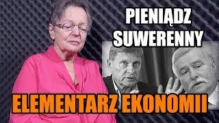 ELEMENTARZ EKONOMII - odc.98 Pieniądz suwerenny