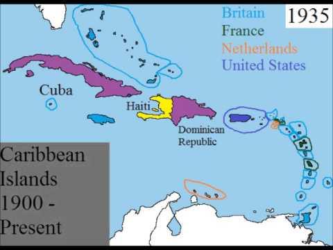 The Caribbean 1900 - Present