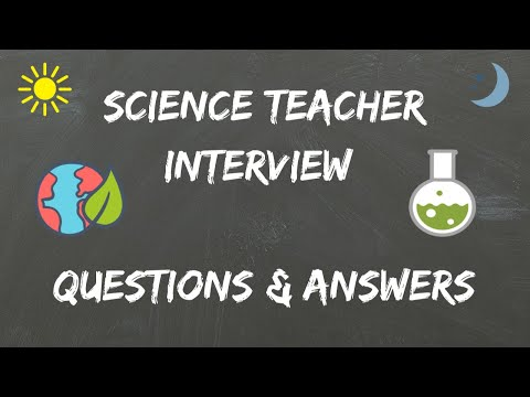 special ed interview questions and answers