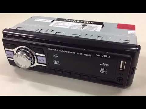 Promoção Auto Radio Bluetooth Mp3 Player Som Automotivo Usb