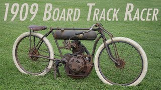 1909 Vekst Board Track Racer Tribute Ride