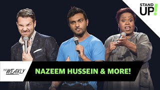 Relationships and Bad Last Names with Nazeem Hussain and More | The Weakly | Laugh Out Loud Network