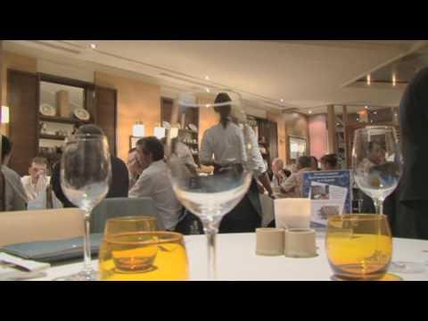Restaurant le comptoir des voyages gr gory coutanceau la rochelle youtube - Restaurant le comptoir des voyages la rochelle ...