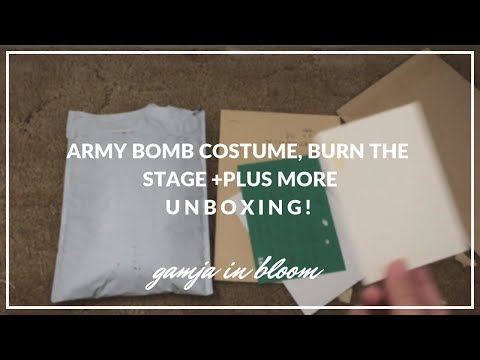 bts-lightstick-costume-|-burn-the-stage-japan-ticket-holder-+more-unboxing