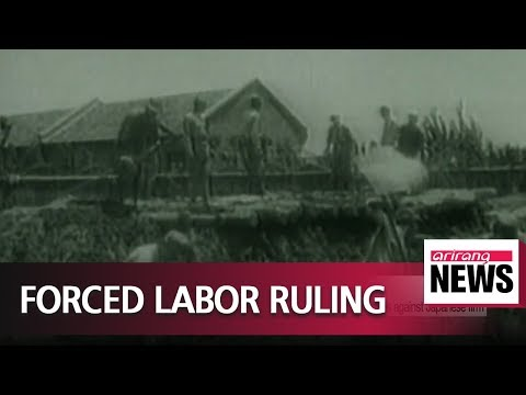 South Korea's top court to issue ruling on wartime forced labor claims against Japanese firm