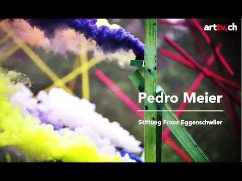 ART-TV Kulturfernsehen – PEDRO MEIER – Ausstellung »Work in Progress« – Stiftung Franz Eggenschwiler