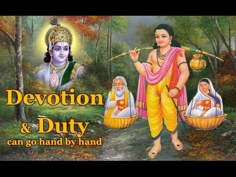 38576d5023df Devotion and duty can go hand in hand  Secrets of Spiritual Practice ...