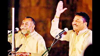 Dama Dam Mast Qalandar   Wadali Brothers   Live   Wadalis