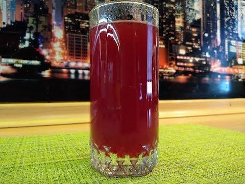 Кисель из замороженных ягод, полезный, ароматный и очень вкусный