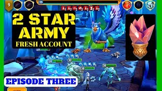 SUPREME SOULSTONE &WRATH 9 CLEARED-2StarArmy giveaway account EP3 Might and Magic Elemental Guardian