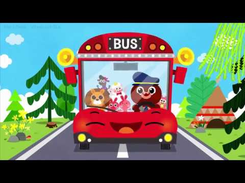 The Wheels On The Bus (Sing-Along) - Super Simple Songs   Shazam