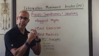 psoas muscle exercises myths and best practices with evan osar part i