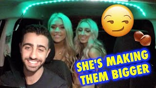 GAME OF THRONES INSPIRED HER?! (Funny Uber Rides)