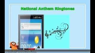 Phone Patriotism - National Anthem Ringtones