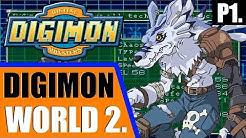 Digimon World 2 – Livestream VOD | Let's Play / Playthrough | P1!