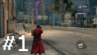 ★ Saints Row: The Third - Co-Op Playthrough Part 1 [PC/360/PS3][HD]