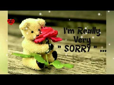 I Am Sorry WhatsApp Status || Forgive Me Status || Feeling Sorry || Status  || Quotes || Message - YouTube
